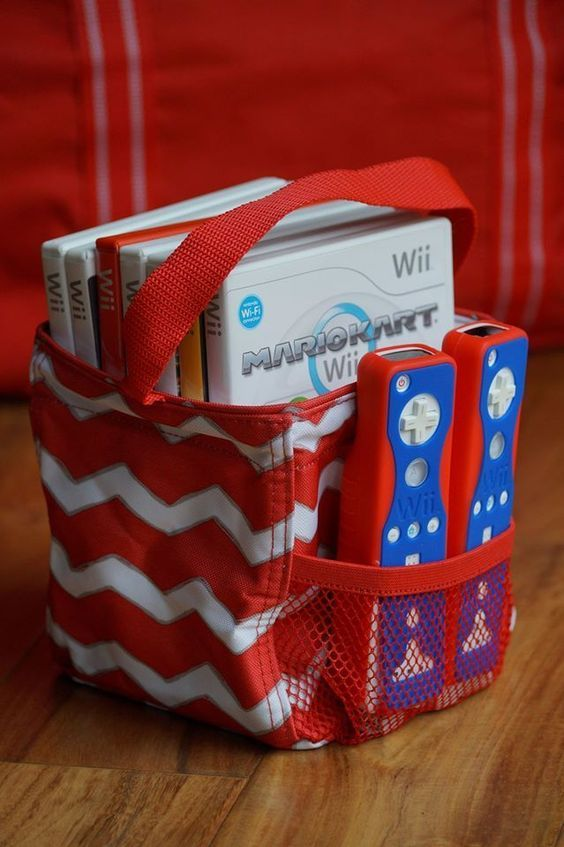 Wii! Thirty-One Littles Carry-All Caddy #31uses