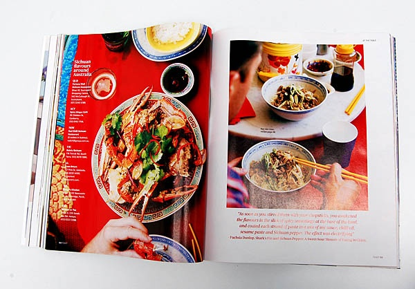 MagSpreads - Magazine Design and Editorial Inspiration: INTERVIEW - DAN PETERSON of SBS FEAST MAGAZINE