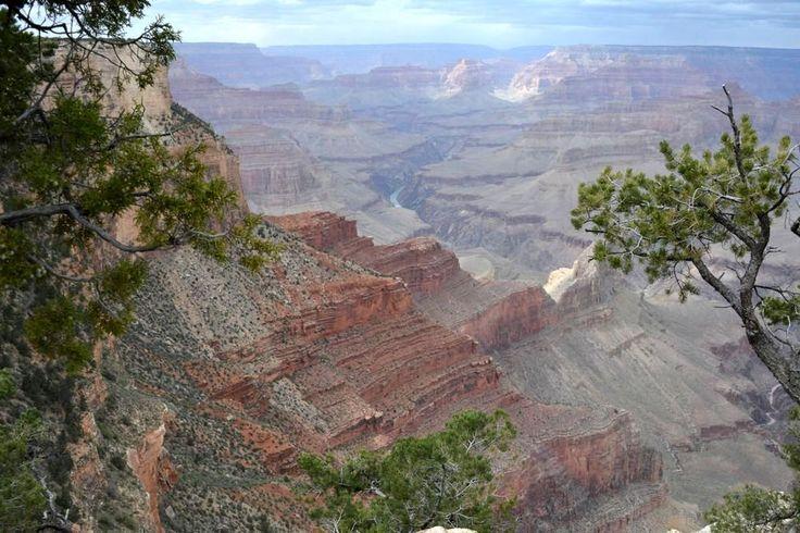 Гранд-Каньон, Аризона - http://artphoto.name/grand-kanon-arizona/