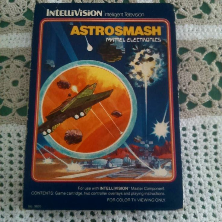 You'd like this one by nick23276 #intellivision #microhobbit (o) http://ift.tt/1sfRL4X Intellivision #Astrosmash #Intellivision #retroconsole #retrogame #console #gaming #gamer #videogames #gameplay #vintageconsole #collection #collector's #videogiochi #Italia #collezione #gameroom #italy #instagramgame