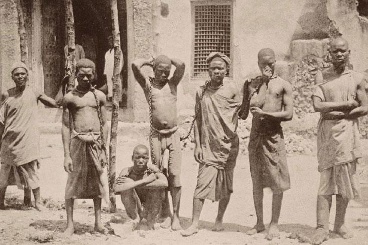 an introduction to the history of islams black slaves Free african slave trade papers, essays,  - introduction black english is a language dialect used by as many as over  [tags: slavery slaves history papers]:: 7.