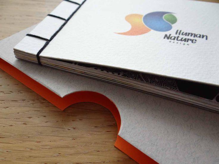 Self promotional materials - Human Nature Design
