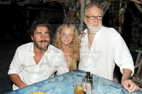 GoldenEye and HAUTE HIPPIE Beachside Dinner Party hosted by Chris Blackwell, Trish Wescoat Pound & Jesse Cole