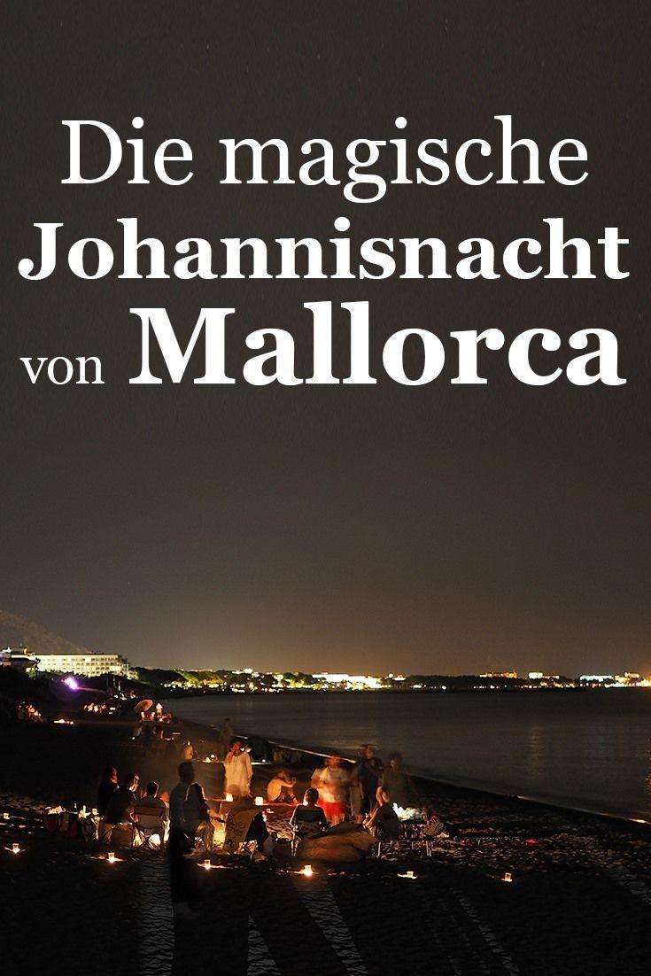 Die magische Johannisnacht von Mallorca