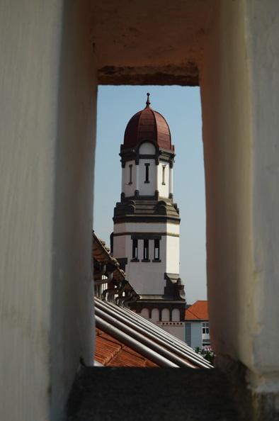 One of Lawang Sewu Towers, Semarang
