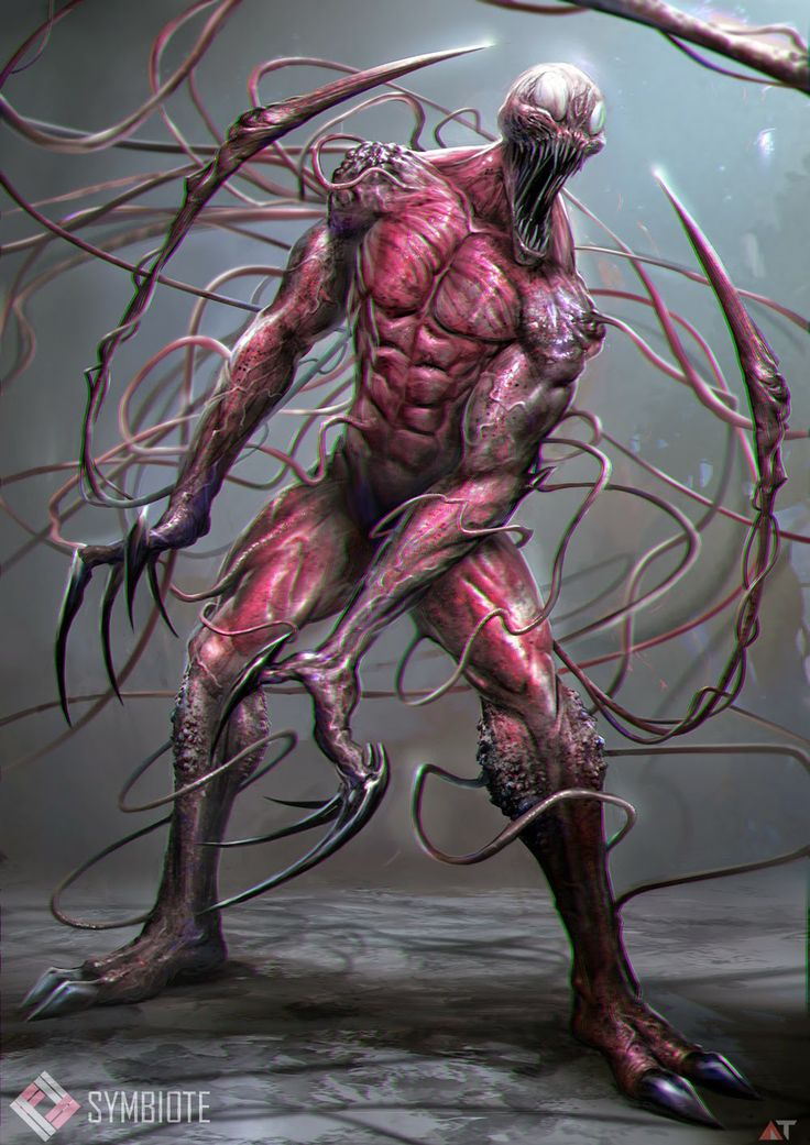 Symbiote by Abe Taraky