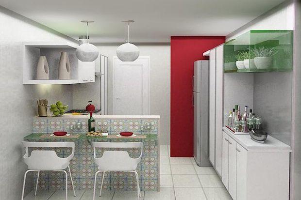 Cozinha compacta 10