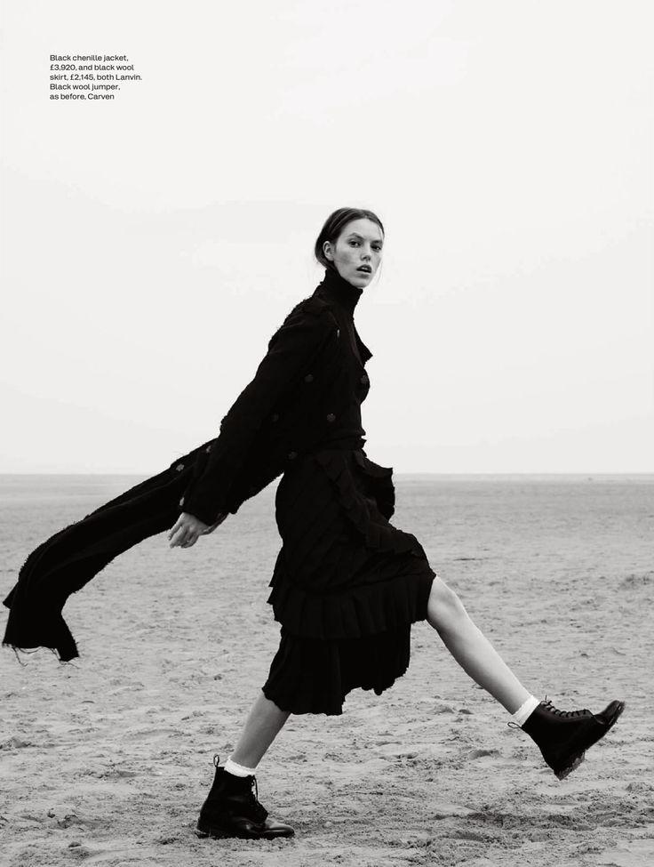 visual optimism; fashion editorials, shows, campai…
