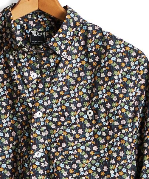 0eb724bcbed Button Down Liberty Floral Shirt in 2019 | BIDNESS CASUAL! | Floral ...