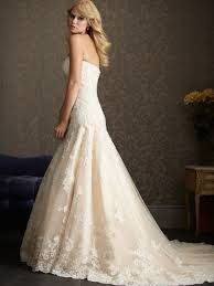 Romantic Lace Sweetheart Mermaid Wedding Dress