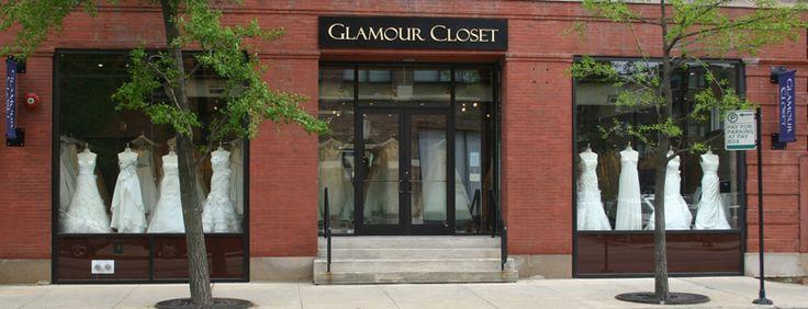 Glamour Closet | Sample Sale | Designer Wedding Gowns | Discount Wedding Dresses | Bridal Gowns