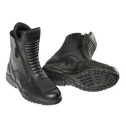 Special Offers - BILT Pro Tourer Waterproof Motorcycle Boots  12 Black - In stock & Free Shipping. You can save more money! Check It (August 20 2016 at 04:37PM) >> http://motorcyclejacketusa.net/bilt-pro-tourer-waterproof-motorcycle-boots-12-black/
