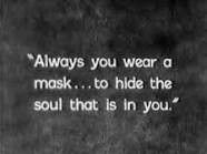 We all wear mask.