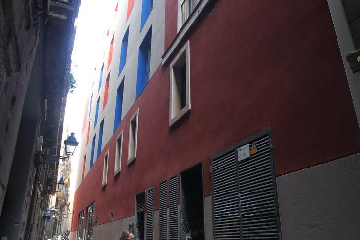Готический квартал Barrio Gótico