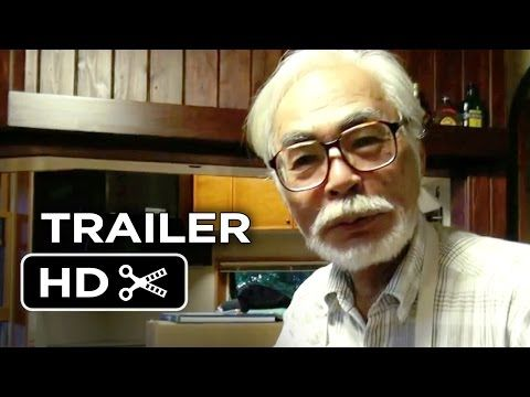 The Kingdom of Dreams and Madness Official US Release Trailer #1 (2014) -