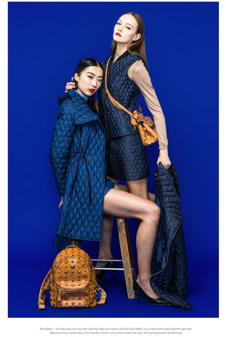 Tide бренда CLJ небольшой ароматный ветер ватные Джинсовая Slim Down жилет перо юбка из двух частей костюм - глобальная станция Taobao