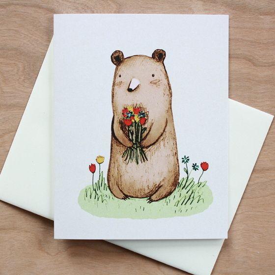 Image of Bear Bouquet