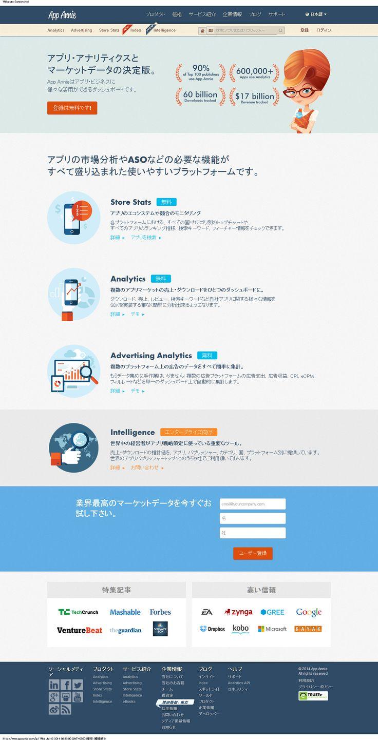 App Annie - App Ranking, Analytics, Market Intelligence