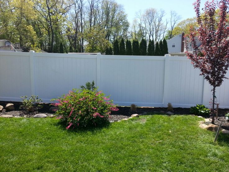 Bonneville Privacy Fence Vinyl Fence Privacy Fences