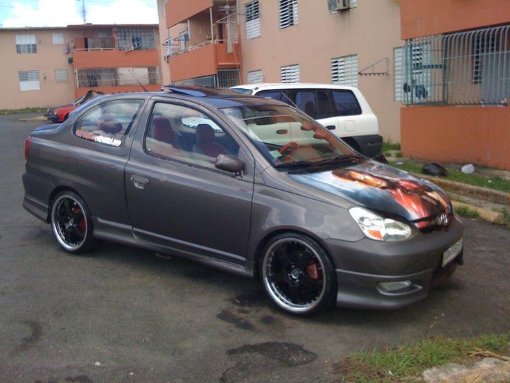 El_CHE_PR 2004 Toyota Echo 10115423