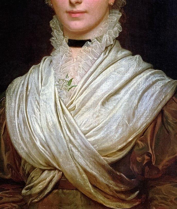 Kate Perugini by Charles Edward Perugini