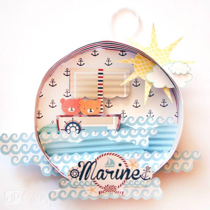 morski obrazek - dpCraft - Agnieszka C