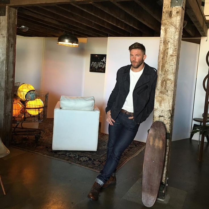 """53.1k Likes, 414 Comments - Julian Edelman (@edelman11) on Instagram: """"go behind the scenes at my secret @joesjeans shoot by checking out the @people_style snapchat story…"""""""