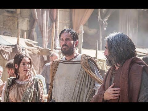 "PAUL APOSTLE OF CHRIST Teaser Trailer - (In Theaters Easter 2018) --  Starring Jim Caviezel (""Passion of the Christ""), James Faulkner (""Game of Thrones""), Olivier Martinez (""SWAT""), Joanne Whalley (""A.D. The Bible Continues"") and John Lynch (""The Secret Garden"").   -- The epic story of Paul, the man who went from persecutor of the church to its most powerful and important proponent. Paul suffers alone in a Roman prison, awaiting his execution under Emperor Nero... 