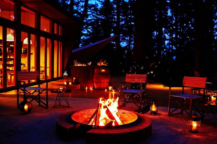 星のや富士に泊まってみたい!そこでグランピング&ピクニックのコーディネートしたい