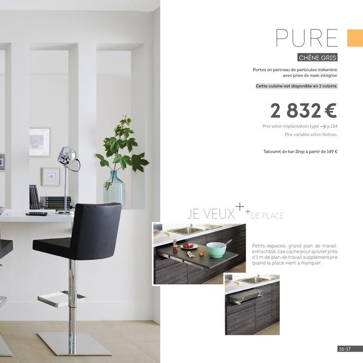 trendy dcouvrez vite les catalogues cuisine tables et chaises salle de bains rangement et with. Black Bedroom Furniture Sets. Home Design Ideas