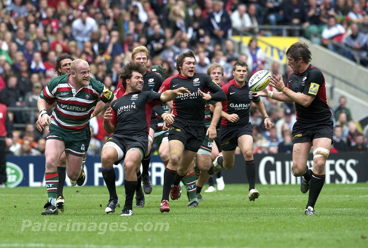 Saracens rugby