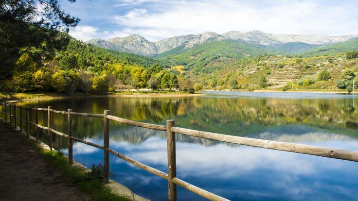 Mejores 74 im genes de piscinas naturales en pinterest for Piscinas naturales sierra de gredos