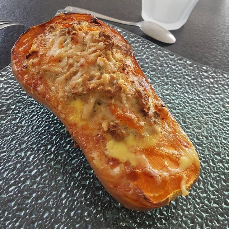 e butternut grillé de @thibault_geoffray. Menu low-carb ...