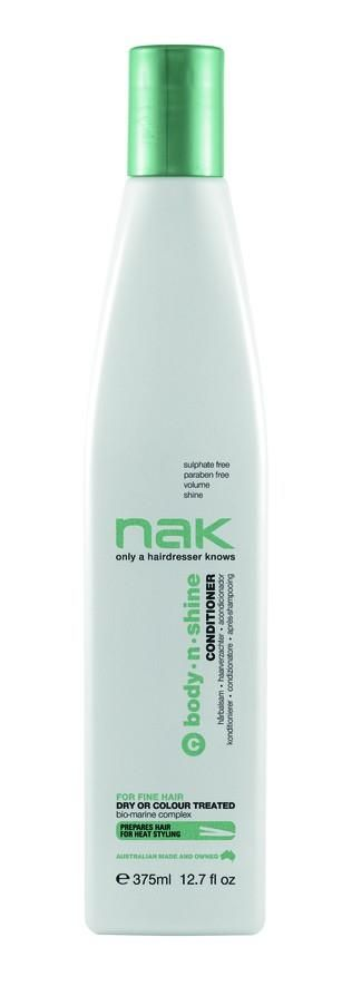 Nak Body n Shine Conditioner 375ml http://www.shopprice.com.au/body+conditioner