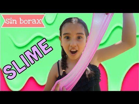 COMO HACER MOCO/SLIME DE CHICLE ♥ SIN BORAX - YouTube