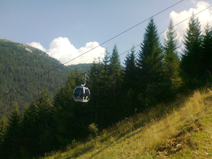 """Cable car """"5 Laghi"""""""