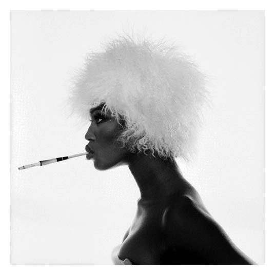 Naomi Campbell, Vogue Italia, 1994