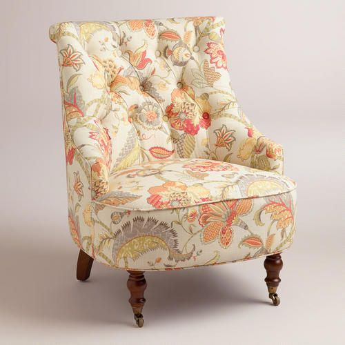 Finders Keepers Erin Chair Chairs World Market And World - behr home decorators collection cream new