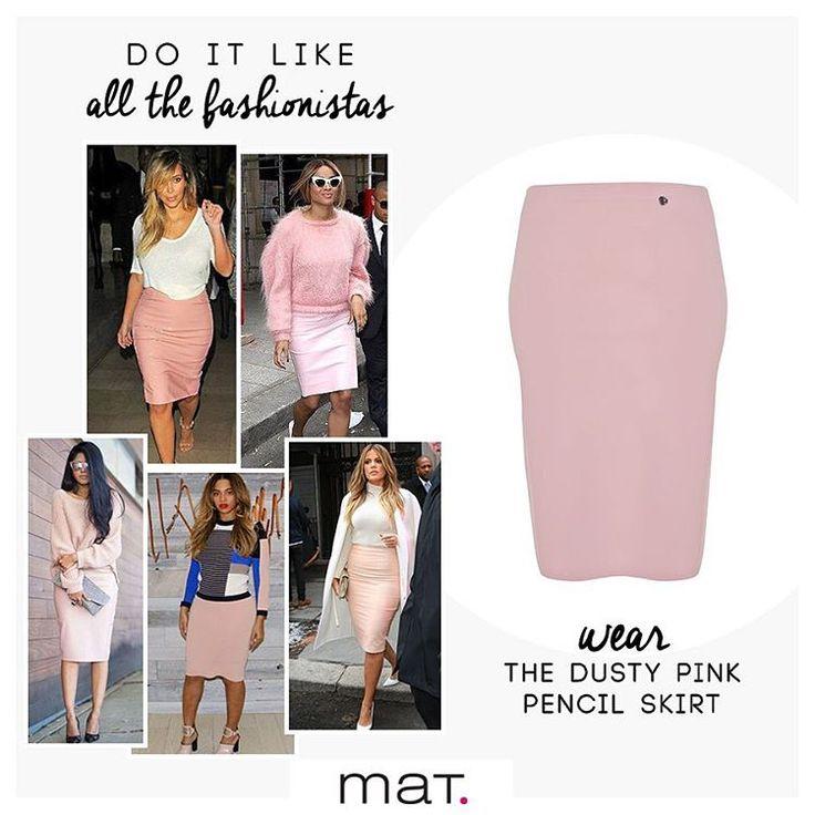 Αν αγαπάς το ροζ, τότε θα ξετρελαθείς με αυτή την ροζ pencil φούστα! Φόρεσε την και πέτυχε θηλυκές αλλά και ρομαντικές εμφανίσεις! Ανακάλυψε την ➡️ code: 671.6027 #matfashion #springsummer2017 #fashion #inspiration #ootd #pink #streetstyle #plussizefashion #fashionista