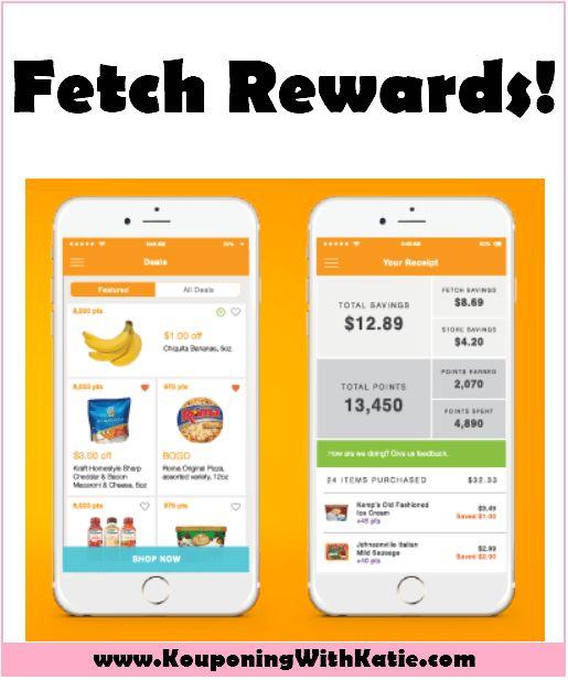 New Cash Back App & New User BONUS OFFER Fetch Rewards