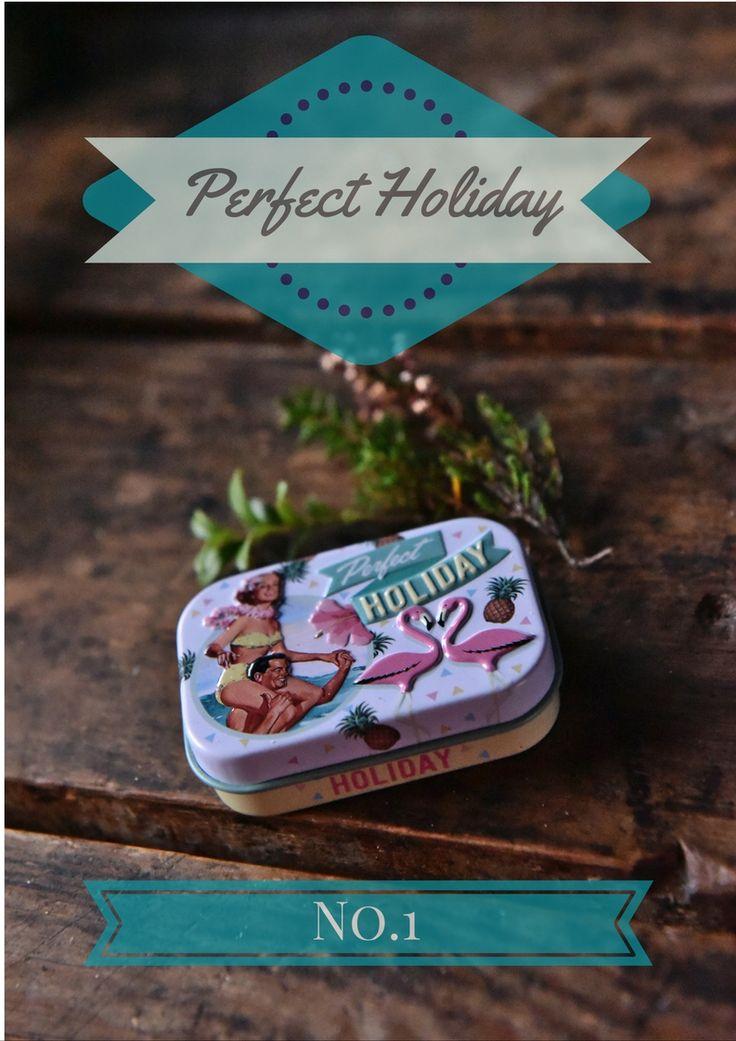 Perfect holiday – päivä 1