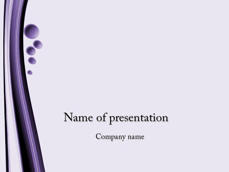 78 best powerpoint templates images on pinterest power point violet powerpoint template background for presentation free toneelgroepblik Image collections