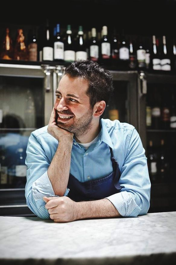 A native of New Jersey, MATTHEW ACCARRINO Accarrino traveled to Labico, Italy (near Rome) to work at the Michelin-starred Antonello Colonna. He visited farms and foraged for the restaurant's ingredients on a daily basis. Since his repatriation, he has worked in restaurants in NYC and LA and is now executive chef at San Francisco's SPQR.