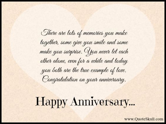 Happy Anniversary Quotes For Parents In Law Anniversary Quotes