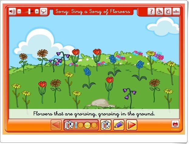 """""""Plants and flowers"""". Plataforma Agrega."""