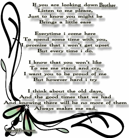Tattoo In Memory Of My Brother On The Inside Of My Left: 17 Best In Memory Quotes On Pinterest