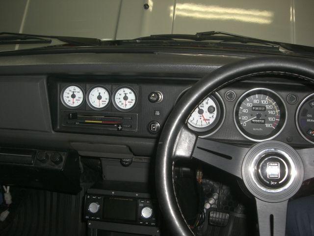 なお@32の日産 サニートラックに関するフォトギャラリー「内装」です。自動車情報は日本最大級の自動車SNS「みんカラ」へ!