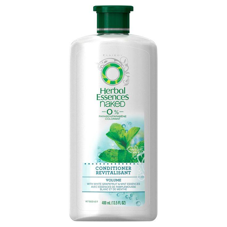 Herbal Essences Naked Volume Conditioner 13.5 oz