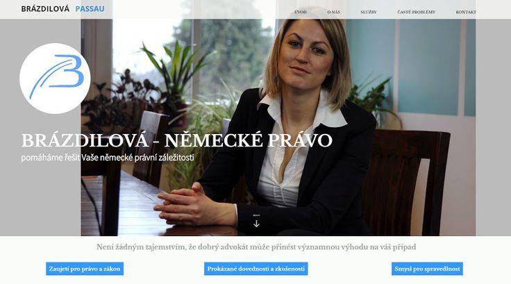 Advokátní Kancelář Brázdilová                                                            Internetový marketing Plzeň – Sbírky – Google+