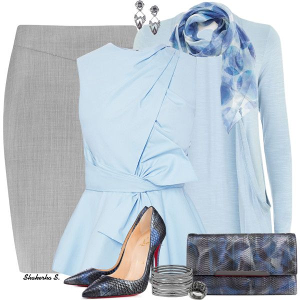 """❤️ the """"Baby Blue"""""""